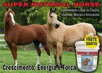 NUTRI HORSE - SUPER FORÇA - SEU CAVALO TURBINADO