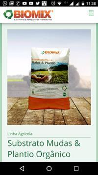 BIOMIX - Fertilizantes Orgânicos, Substratos e Fertilizantes Profissionais