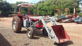 Trator Massey Ferguson 95 X 4x2 ano 75
