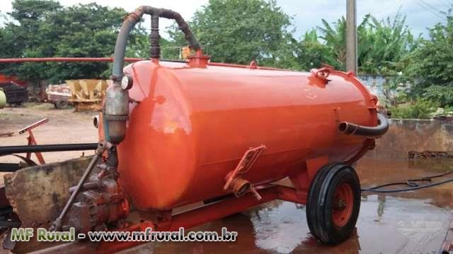 Churumeira 4.000 litros