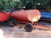 Carreta tanque Nonino 5.500 litros