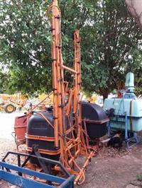 Atomizador Jacto condor 600 litros