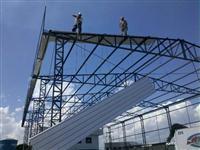 Estruturas Metálicas, Coberturas, Mezaninos, Galpões Industriais