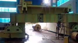 Ponte rolante de 120 toneladas