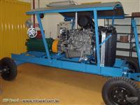 Motor Weg- 10 CV, monofasico, baixa rotação, em bom estado, revizado