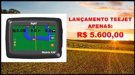 Gps Agricola Teejet Matrixpro 570g Barra De Luz Trimble Novo Pulverizador