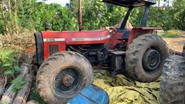 Trator Massey Ferguson 295 4x4 ano 00
