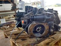 Transmissão torque completo 4x4 case retro 580m 580n