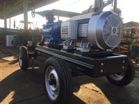Conjunto Moto Bomba  motor elétrico 200cv bomba ksb 125/4