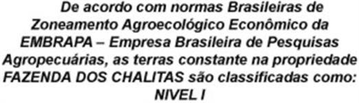 Fazenda Documentada 100% - Beira da Rodovia SP079