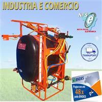 Pulverizador X.P Pecuário 1000 litros ( Pastagem, Pulverização sem Barras)