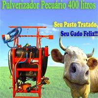 Pulverizador X.P 400 Pecuário ( Pastagens) Novo