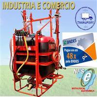 Pulverizador Águia 600 Barra 6 mts (Novo)
