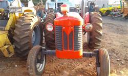 Trator Massey Ferguson 50 X 4x2 ano 72