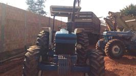 Trator Ford/New Holland 7630 4x4 ano 91