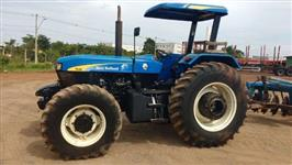 Trator Ford/New Holland 7630 4x4 ano 10