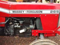 Trator Massey Ferguson 265 4x2 ano 77