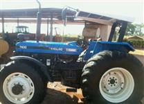 Trator Outros New Holland 4x4 ano 02