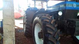 Trator Outros New Holland 4x4 ano 04