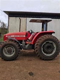 Trator Massey Ferguson 5310 4x4 ano 05
