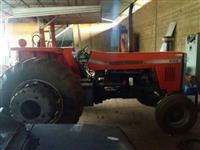 Trator Massey Ferguson 296 4x2 ano 85