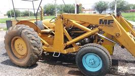 Trator Massey Ferguson 65 X 4x2 ano 78