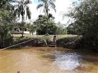Ilha no Rio Sapucai