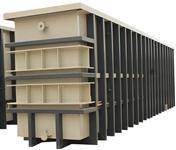 Reservatorios metálicos para água, tanques para óleo diesel combustível