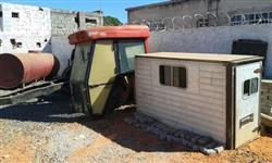 CABINE PARA TRANSPORTE DE PESSOAS PARA CAMINHÃO