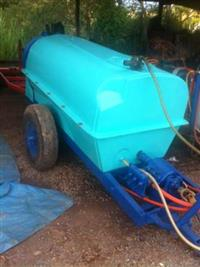 pulverizador berthoud 1500 litros com turbina para cafe