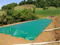 Geomembrana para esterqueiras lagoas e biodigestores