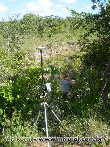 Georreferenciamento e Cadastro Ambiental Rural (CAR)