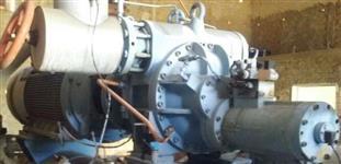 Compressores e equipamentos para frigorificos e laticinios