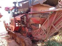 Colheitadeiras Case 8800 Ano 2010 prontas para Trabalhar.
