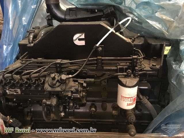 Motor Cummins 6BTA