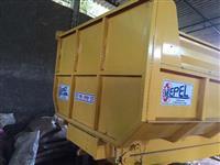 Carreta Basculante MEPEL VBC 6000 - 6 ton
