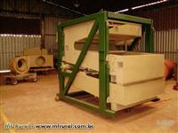MAQUINA PRE LIMPEZA ML60 METALICA KEPLER WEBER 60 T H
