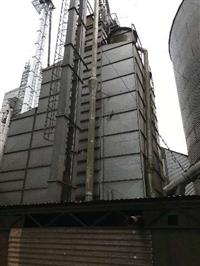 Secador de cereais Kepler Weber modelo 215 R - 40 toneladas  grãos soja, milho, trigo e outros,