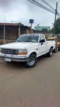 FORD F-1000 DIESEL 2.8 INTERCOOLER TURBO