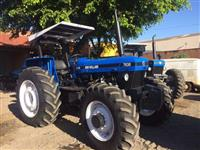 Trator Ford/New Holland 7630 4x2 ano 02