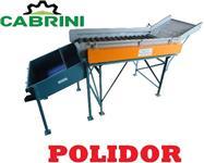 Máquina para beneficiar, classificar, selecionar,escolher,lavar, secar, polir