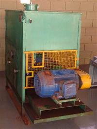 Unidade Hidráulica para Injetar Pressão nos Cabeçotes de Moendas