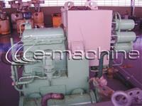 Conjunto Turbo Gerador 1250 kva, 440 volts