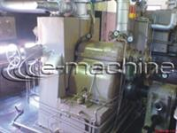 Turbo gerador MAUSA / ZANINI 1000 KVA / 800 KW