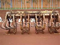 Garra hidráulica Motocana capacidade 4 ton.