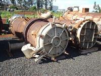 Aquecedor tipo casco e tubo com 80 m² de área SAE - qtde. Tubos 216