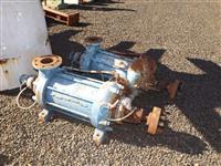 Bomba KSB modelo WL 125/7.
