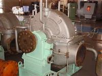 Turbina de contra-pressão Dedini 185 CE
