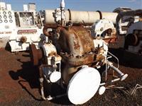 Turbina marca NG, DME 700S, múltiplos estágios, pressão 21 kgf, contra pressão 1,5, 4000rpm, 1200hp.