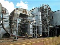 Unidade Termoelétrica com capacidade de geração de 15  MW / 138 kv